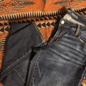 Rock star jeans